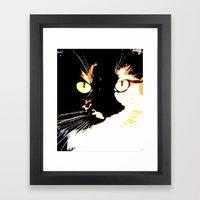 Halloween Framed Art Print