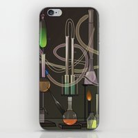 Brain Serum iPhone & iPod Skin