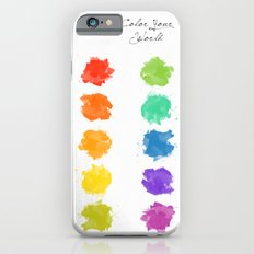 Color Your World Slim Case iPhone 6s