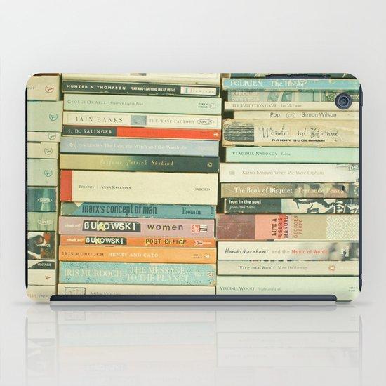 Bookworm iPad Case