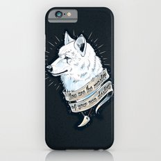 Wolf Protector Slim Case iPhone 6s