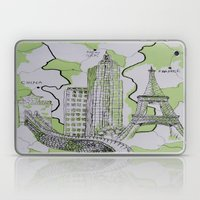 The World Traveler Laptop & iPad Skin