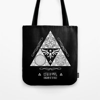 Legend Of Zelda Kingdom … Tote Bag