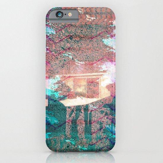 Lunar Arboretum iPhone & iPod Case