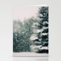 Winter Daydream #3 Stationery Cards