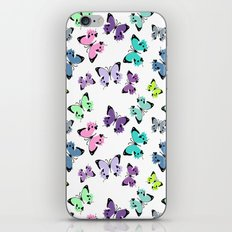 Butterflies  iPhone & iPod Skin