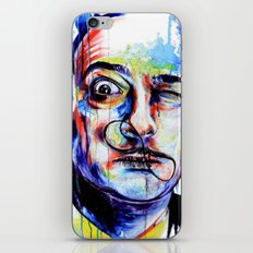 Salvador Dalì iPhone & iPod Skin