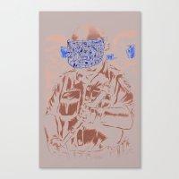 Spray Cop Volume Two Canvas Print