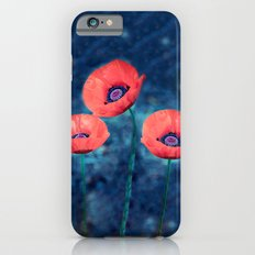 Poppy trio Slim Case iPhone 6s