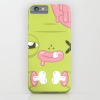 iPhone & iPod Case featuring Wishing Zombie by Tratinchica