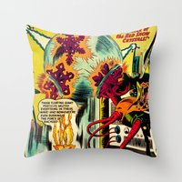 Unexpected - Part II Throw Pillow