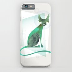 Mid-Century Feline Slim Case iPhone 6s