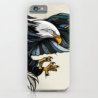 iPhone & iPod Case featuring Eagle by Andreas Preis