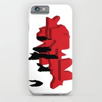 japan iPhone & iPod Cases featuring JAPAN by Joe Pansa