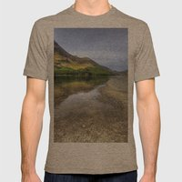 Buttermere, Lake Distric… Mens Fitted Tee Tri-Coffee SMALL