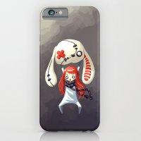 Bunny Plush iPhone 6 Slim Case