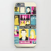 Doctor Who - The Ninth D… iPhone 6 Slim Case
