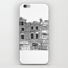 New Cross, London iPhone & iPod Skin