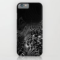iPhone Cases featuring Space Landscape by Melinda Firestone-White