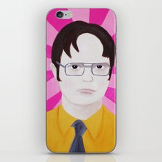 Dwight iPhone & iPod Skin
