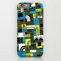 iPhone & iPod Case featuring Jeff by Nick Villalva