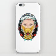Crystal Goddess iPhone & iPod Skin
