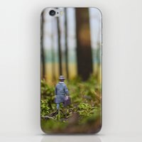 In Search Of Bigfoot (Od… iPhone & iPod Skin