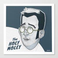 The Holymoley Canvas Print
