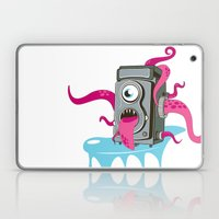 Monster Camera Laptop & iPad Skin