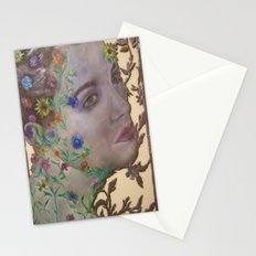 Overgrown Stationery Cards