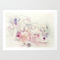 In Bloom, Each Growing P… Art Print