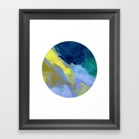 Occulus  Framed Art Print