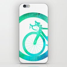 Wheel iPhone & iPod Skin