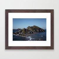 Instants-2012-02 Framed Art Print