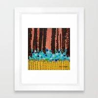 :: Days Like These :: Framed Art Print