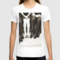 The Groomswoman Womens Fitted Tee White SMALL