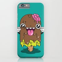 iPhone & iPod Case featuring Brain Freeze by Tratinchica