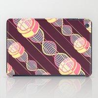 power time gravity love pattern iPad Case