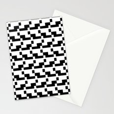 Blankaart Black & White Pattern Stationery Cards