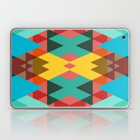 Geometric Crazy 3D Laptop & iPad Skin