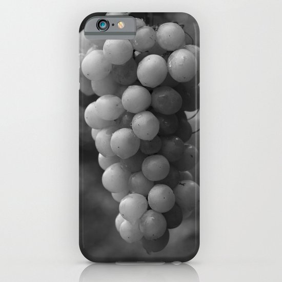 Harvest time - B&W 8508 iPhone & iPod Case