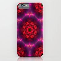 iPhone & iPod Case featuring Neon Rose by Laura Santeler