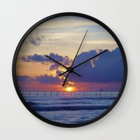 The Utopia Wall Clock