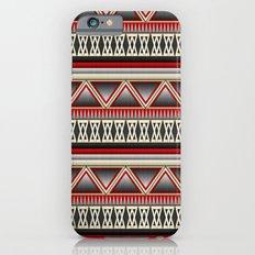 Dark Romance Tribal Slim Case iPhone 6s