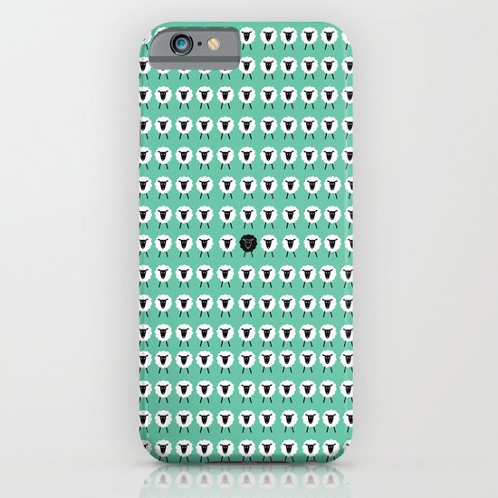 The Black Sheep iPhone & iPod Case