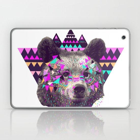 Piñata BEAR  Laptop & iPad Skin