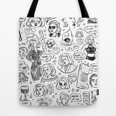 Mulder, It's Me Tote Bag
