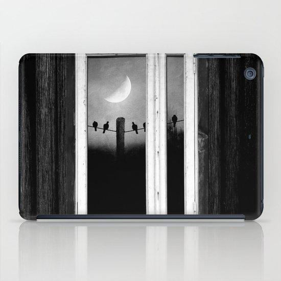 Minimal B&W I iPad Case