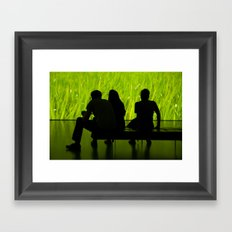 Greenerestifier Framed Art Print