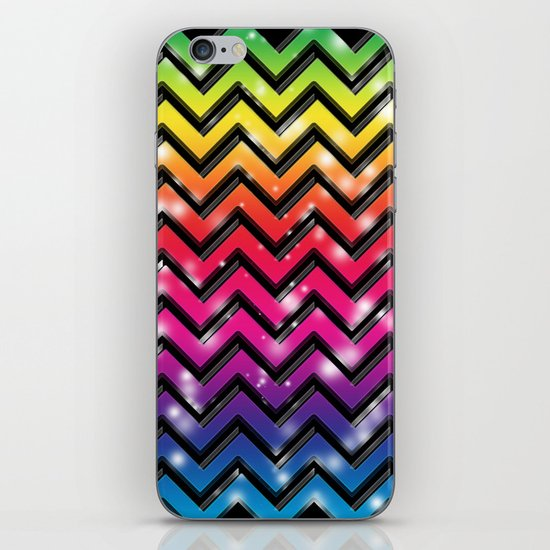 Rock Down To Electric Avenue. iPhone & iPod Skin